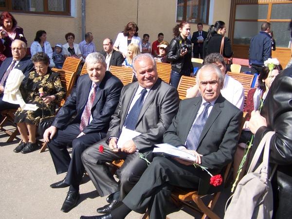 Corneliu Popescu, Ion Călinoiu şi Florin Cârciumaru