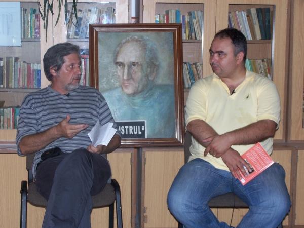 Ion Popescu Brădiceni şi Cornel Şomâcu