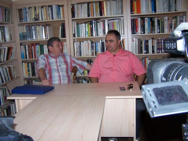 Spiridon Popescu şi Cornel Şomâcu