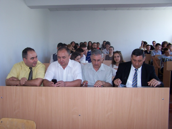 Cornel Şomâcu, Marius Staicu, Dorel Şorop şi Marius Badea