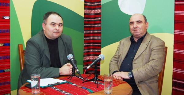Cu Gheorghe Porumbel