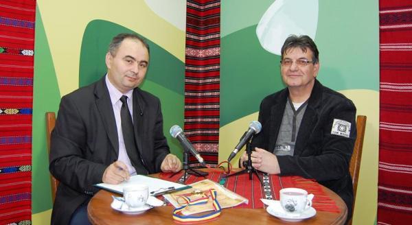 Invitat Pompiliu Ciolacu, Directorul Palatului Copiilor