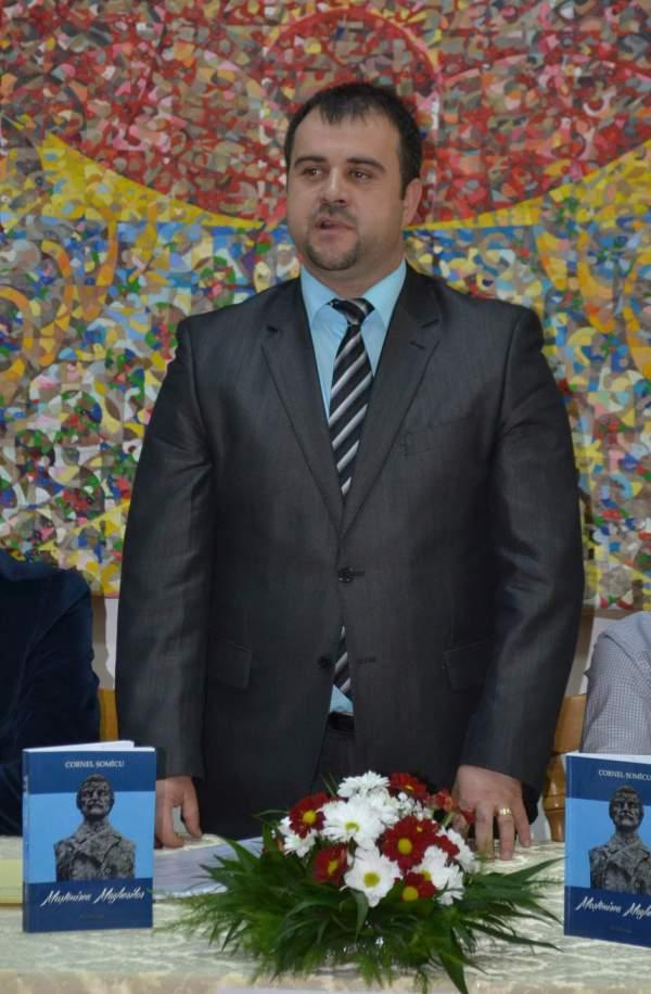 Alin Văcaru, prefect de Gorj