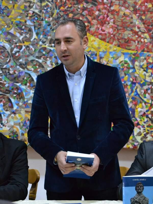 Ciprian Florescu, vicepreşedinte Consiliul Judeţean Gorj