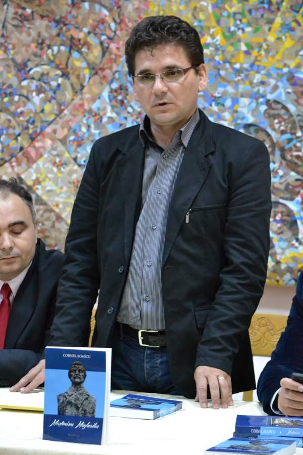 George Alexandrescu, inspector şcolar